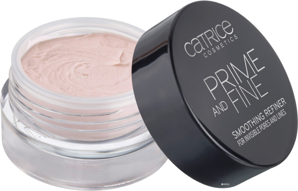 праймер бренда Catrice – Prime and Fine Smoothing Refiner