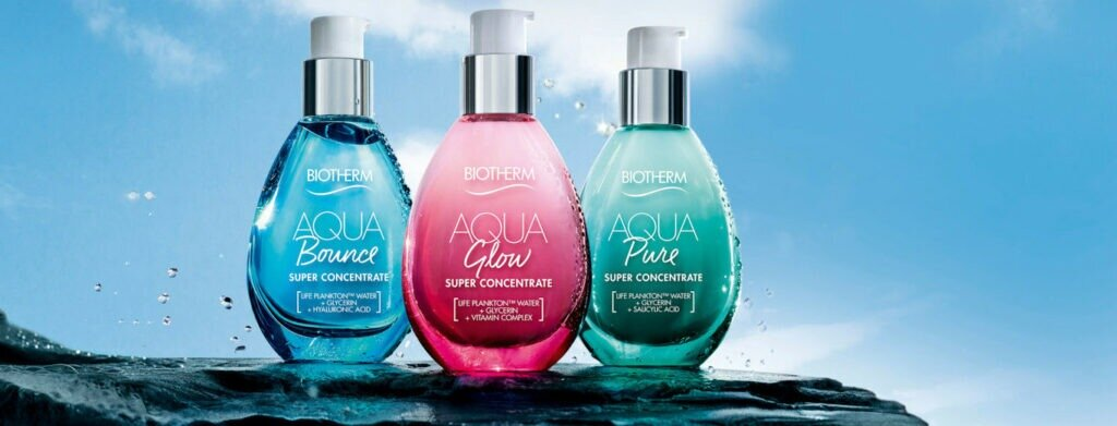 Aqua relax Relaxing Water от Biotherm