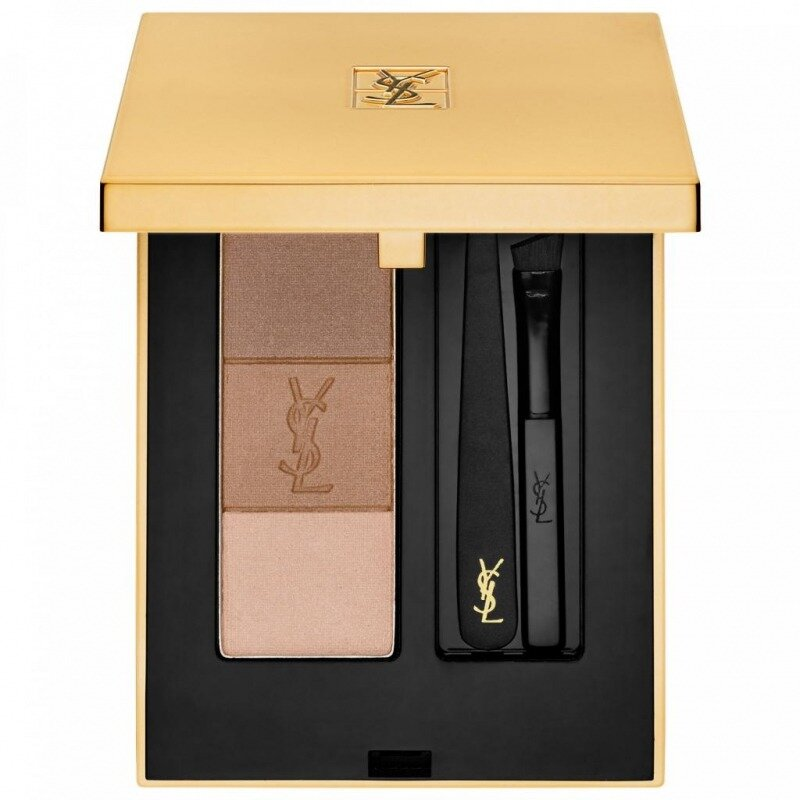 тени для бровей YVES SAINT LAURENT COUTURE BROW PALETTE
